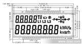 浙江工厂 lcd显示屏企业 各类液晶屏定制批量生产 钟表液晶