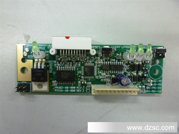 lcd显示器电路板,音箱电路板组装加工