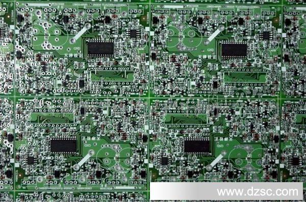供应电路板,显示器电路板