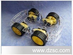[图]智底盘小车/4WD/4轮驱动力实足,维库电端边框右下a3绘图纸图片