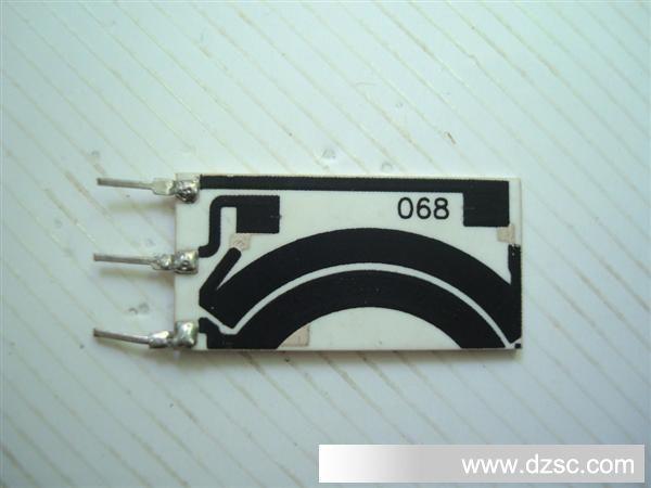 汽车节气门位置传感器