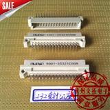厂家直销-232弯针公座Din41612欧式插座 双排2X16P 板对板连接器