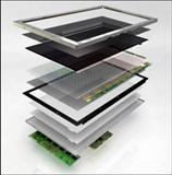 触屏TFT玻璃,长期有货,价格优惠