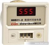 欣灵智能时间继电器 HHS11-2(JS11J) 四位延时继