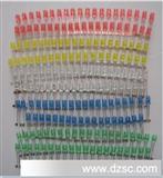 F5圆头连体灯珠 F5圆头连体红黄蓝绿白 LED电子灯箱连体灯珠