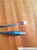 厂家生产 耳机线 DC插头线 电源线厂家直销
