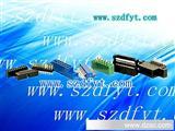 美国SULLINS金手指插槽总线插座EBA,EZA系列边缘卡连接器