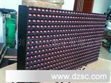 深圳LED显示屏厂家特价户外P10单红单元板LE_2