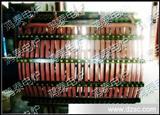 【上海兆力】20吨中频炉感应圈、熔炼炉感应线圈
