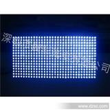 厂家批发LED P10 单蓝户外单元板 蓝色 无死点 质保二年