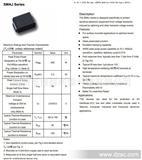 浙江德盛TVS 保护器件 贴片 瞬态抑制二极管 静电保护 ESD