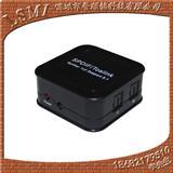 音频光纤分配器1x3,SPDIF/Toslink分配器1进3出