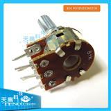 TT  原装正品 B1K potentiometer电位计,可变电阻器 ,旋转式电位计 - 线性