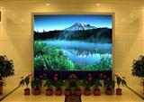 西安LED电子屏热销LED单双色全彩显示屏,专业LED显示屏厂家西安汇森
