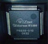 以太网控制模块W5100,微知纳特以太网控制模块W5100全新WIZNET原装QFP80封装