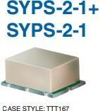 功率分配器/合路器SYPS-2-1+