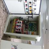 MBS型棒磨机185kW电机欠压保护软起动柜