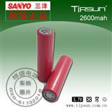 日本原装|三洋18650锂电池|