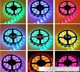 汽车LED灯条5米-5050-300灯条防水灯条贴片高亮度灯带5m 5050