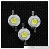 LED灯珠1W 大功率 适用于室内照明,景观灯饰,工业照明,交通信号灯