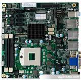 研祥嵌入式主板 四核工业电脑主板 12USB  支持高清多显