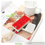 韩国文具批发 单词记忆本 单词记忆卡 随意贴 单词本