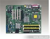 研华AIMB-766G2-00A1E 双千兆网卡 酷睿2 CPU ATX工业主板.