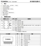 富满多功能充电器IC TC3582DA 质优价廉 一级代理长期富满多功能充电器IC TC3582DA 质优价廉