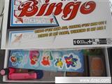 六台印刷机全套加工设备专业生产记忆卡.游戏Bingo套装