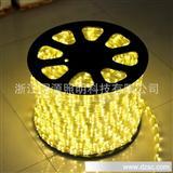 特价 现货 LED扁三线彩虹管灯带 每米36粒