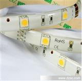 厂家直销 低压 LED灯带灯条 12V 安全LED灯带 5050贴片 滴胶防水