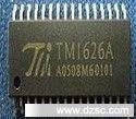 LED面板显示驱动IC  TM1628  一级代理