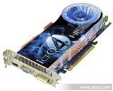 全新正品!HIS品牌绝世经典之作:HIS HD 4850 IceQ4 冰酷4显卡