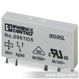 Phoenix Contact 菲尼克斯 2961118 REL-MR- 60DC/21 继电器