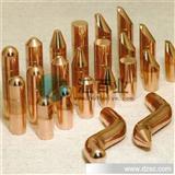 钨铜电极头 电阻焊钨铜电极价格 汇百业钨铜电极批发