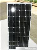 单晶太阳能电池板A类100瓦 12V蓄电池直冲100w发电板太阳能板