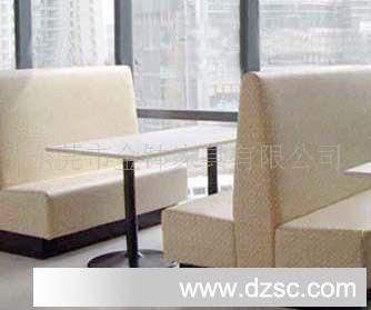 金钵供应半圆形沙发 弧形卡座 定做餐厅沙发 皮艺卡座