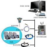 风机电机振动监测系统 无线监测