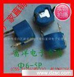 直插可调电容微调电容5P、7P系列【代理商优势货源】