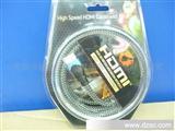 厂家直销高品质1.4HDMI线缆 3D高清电视连接线 1.4HDMI cableM/M