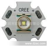 CREE-XRE-Q5原装白光1-3W 手电筒led灯珠 大功率led发光二极管