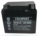 冠军蓄电池NP40-12 12V40AH参数价格