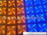 太阳能导向地砖灯