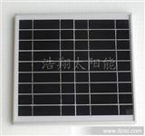 厂价直销 5W9V单晶太阳能电池板 给6V蓄电池充电