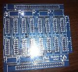 HUB14转接板带16个接口输出口