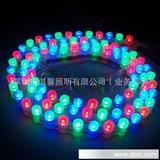LED灯条 LED硅胶防水长城软灯条 96灯96CM 七彩LED灯条 流水灯条