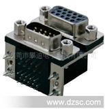 D-SUB双胞胎连接器 DR9母对9母插板 db9接插件公座母座插板