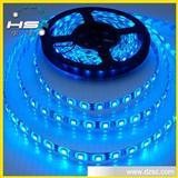 12V LED超高亮防水七彩RGB5050 60珠灯带酒吧柜台软灯条