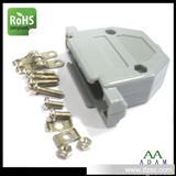 厂家直销连接插头 对接插头 DB25公焊线式配套外壳焊线连接器
