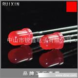 4mm红发红led 高亮发光二极管